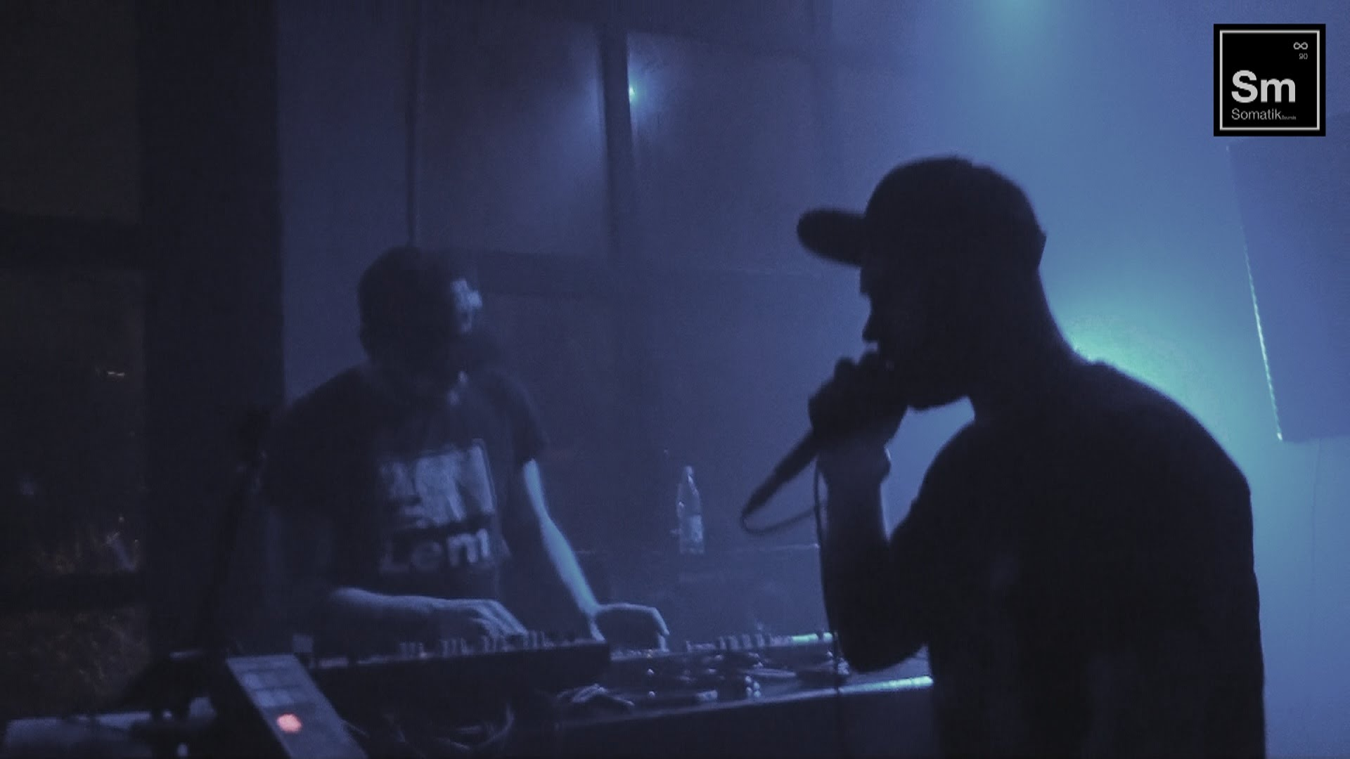 LEM & RBO - Live @ Somatik Sound System party, LES Bar, St-Petersburg, Russia, 05.03.2016
