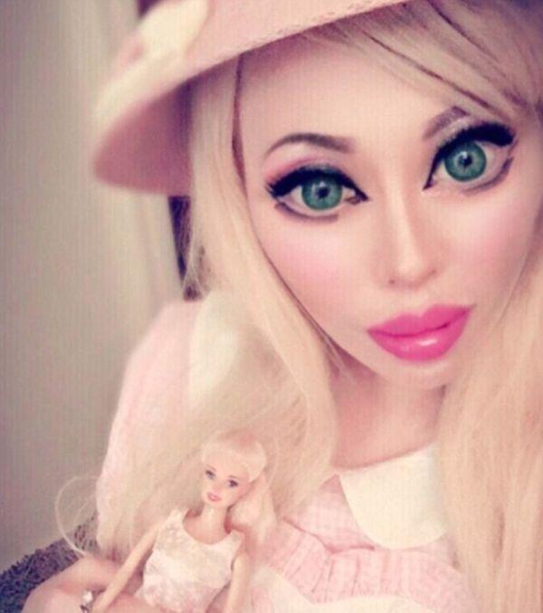Ophelia Vanity - Офелия Венити из Лос-Анджеллеса – «живая» Барби (8 фото)