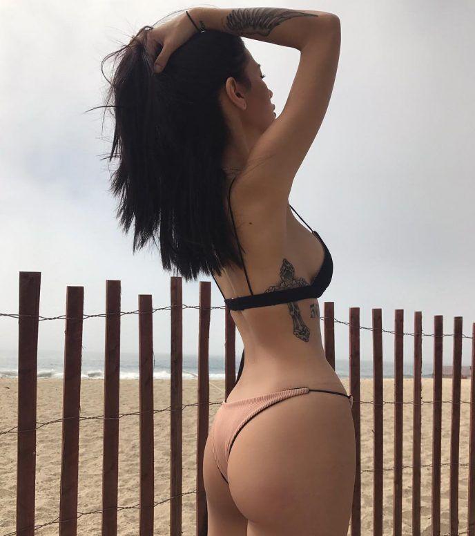 У этой ДЕВУШКИ самое красивое тело в мире! Camila Killa (14 фото)