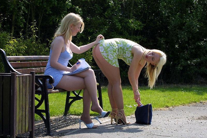 Забавные фото с девушками