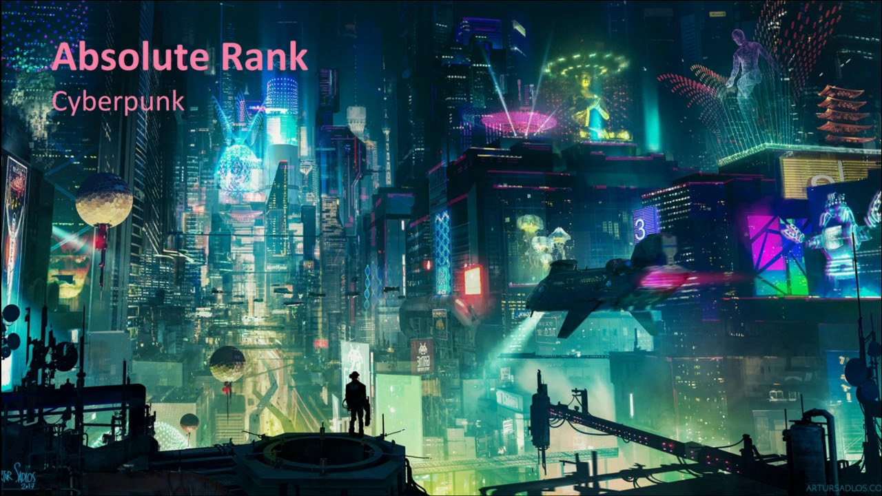 Absolute Rank - Cyberpunk