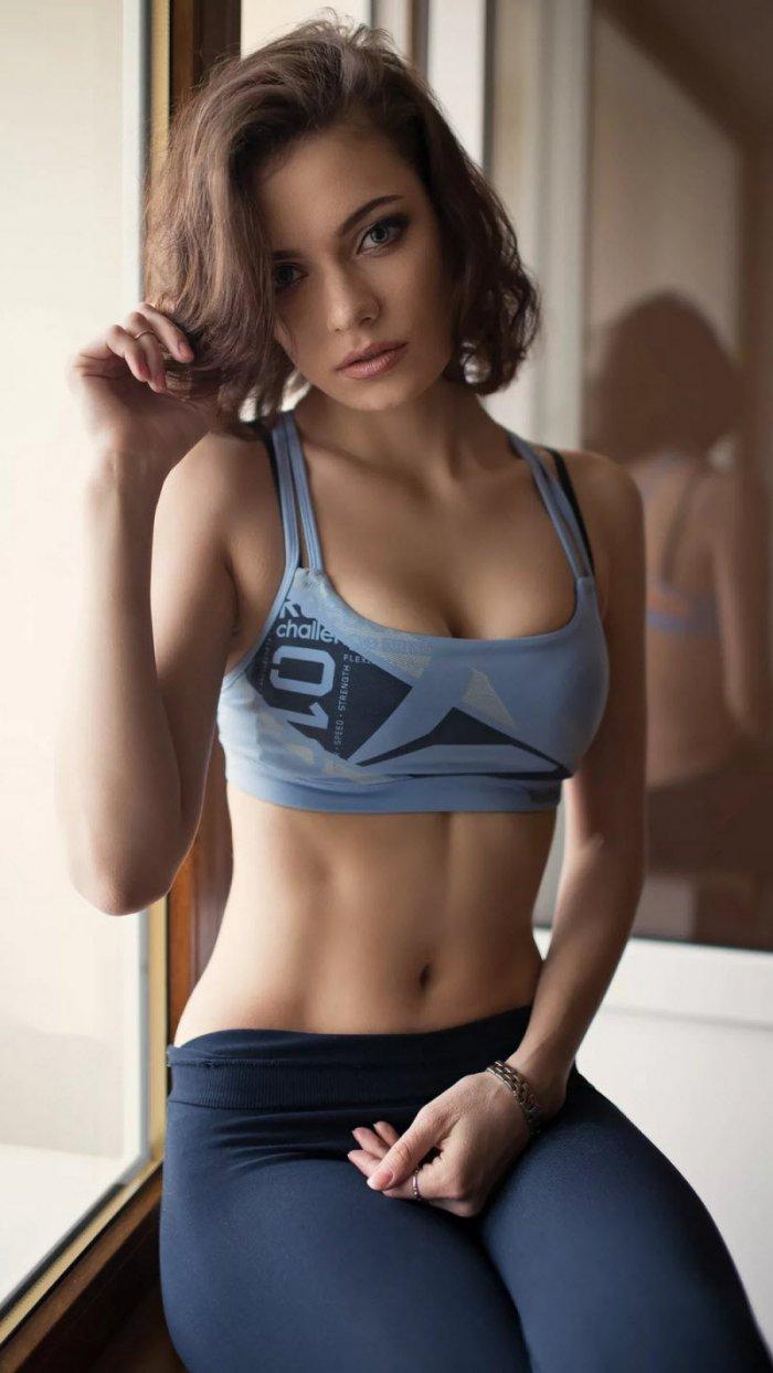 Спортивные Девушки (28 фото)