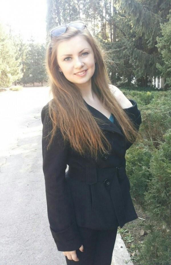 Девушки из России (34 фото)