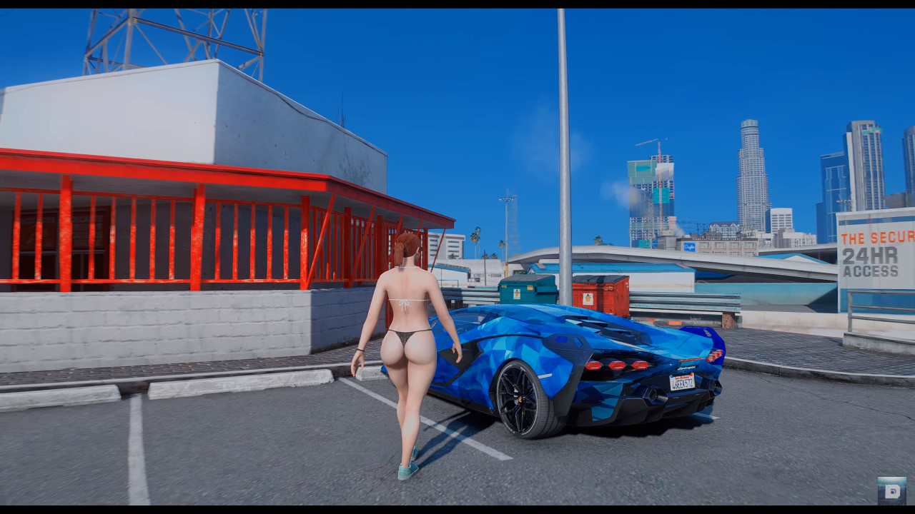 GTA 6 Graphics 2020 Raw Gameplay! MAX SETTINGS RTX 2080 Ti i9-9900k 4k 60fps - GTA 5 PC Mod