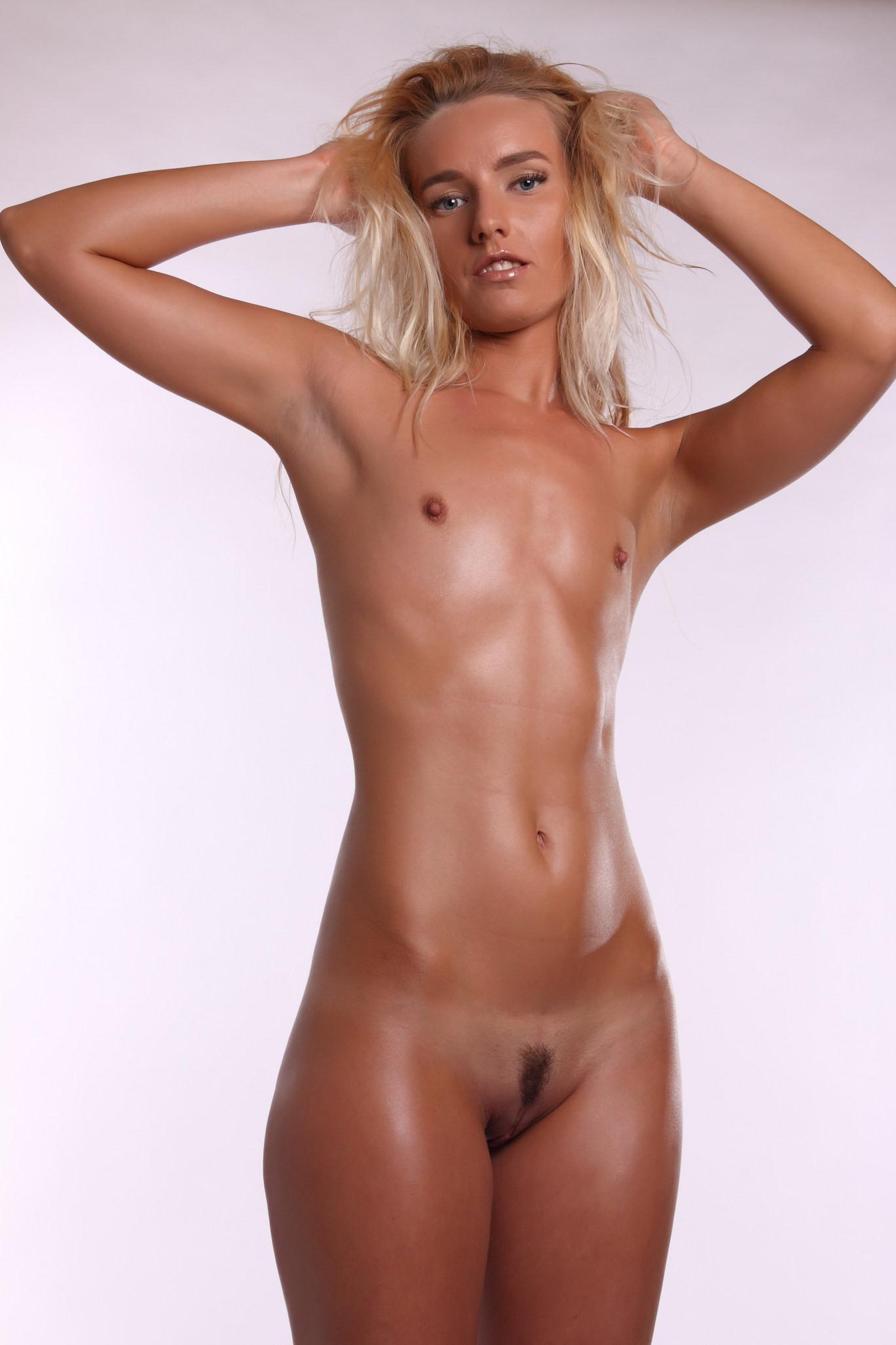 Small tits woman