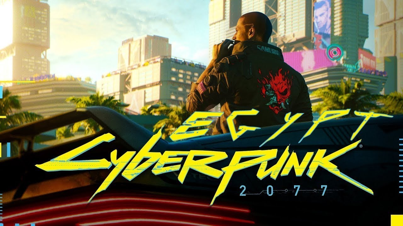 Cyberpunk 2077: Egypt Edition Trailer