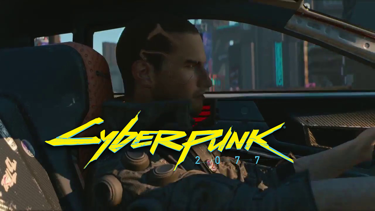 Cyberpunk 2077: Greek Edition