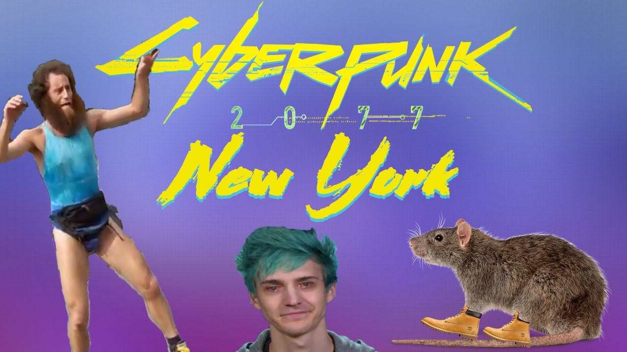 Cyberpunk 2077: New York Edition