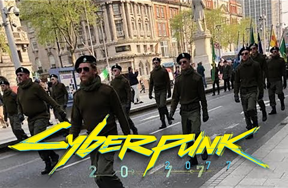 Cyberpunk 2077: Ireland Edition