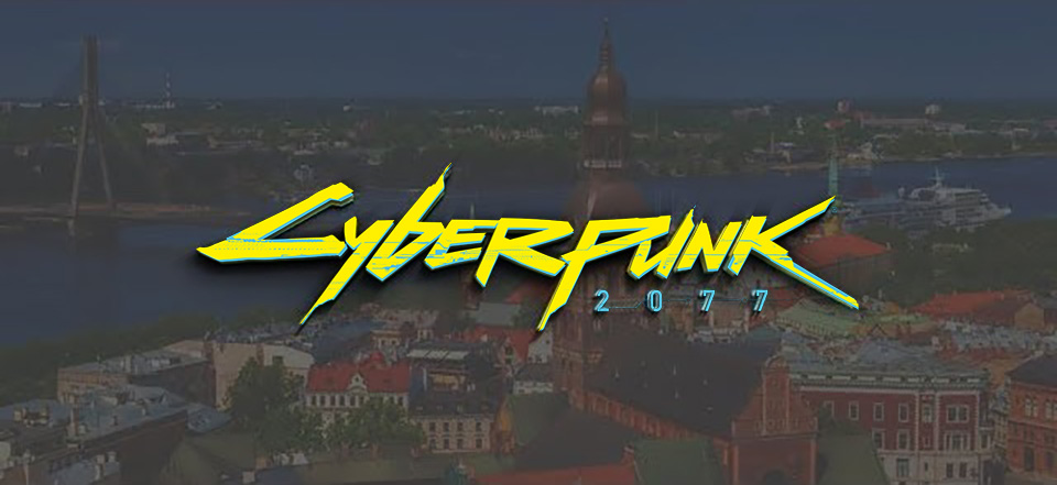 Cyberpunk 2077: Latvia Edition