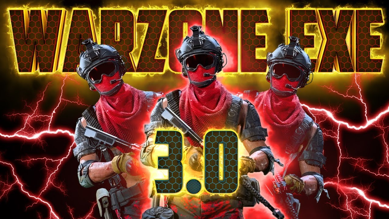 CALL OF DUTY - WARZONE.EXE 3.0 ( МОНТАЖ )