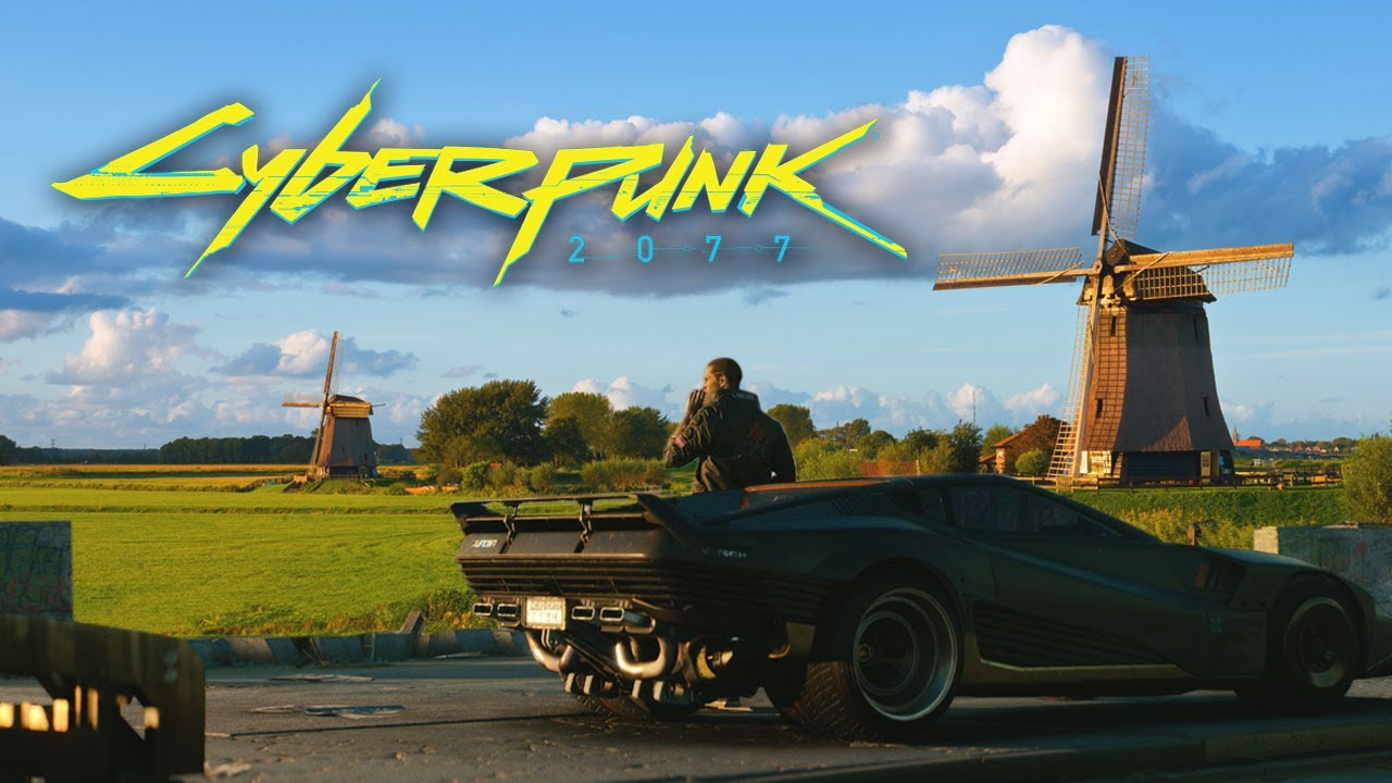 Cyberpunk 2077: Netherlands Edition