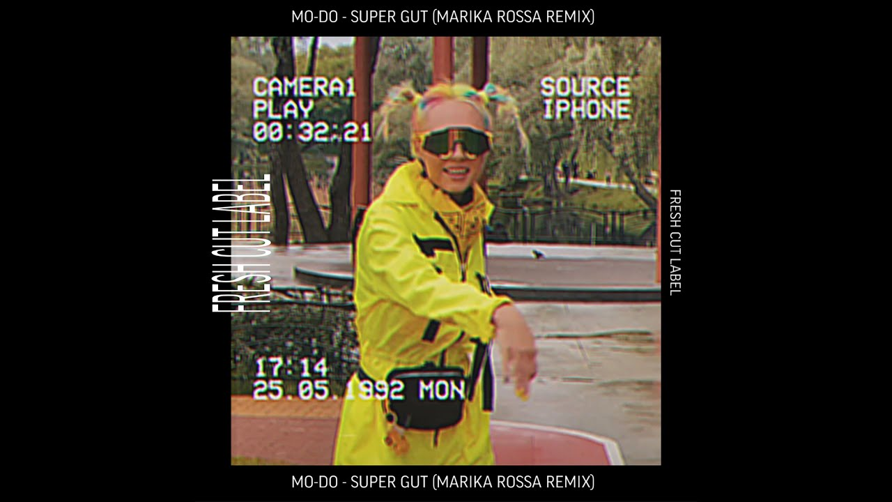 Mo-Do - Super Gut (Marika Rossa Remix)