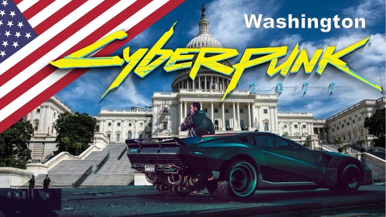Cyberpunk 2077 USA Edition