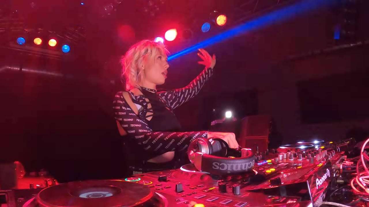 Marika Rossa @ Matrix Club Bochum Germany