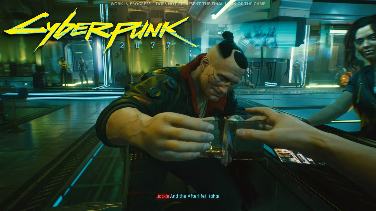 Cyberpunk 2077 — Night City Wire: Эпизод 1