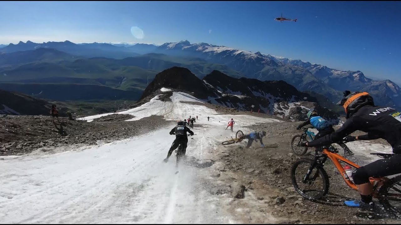 MEGAVALANCHE 2019 . POV .WINNING RUN junior division 13th overall .CRASH