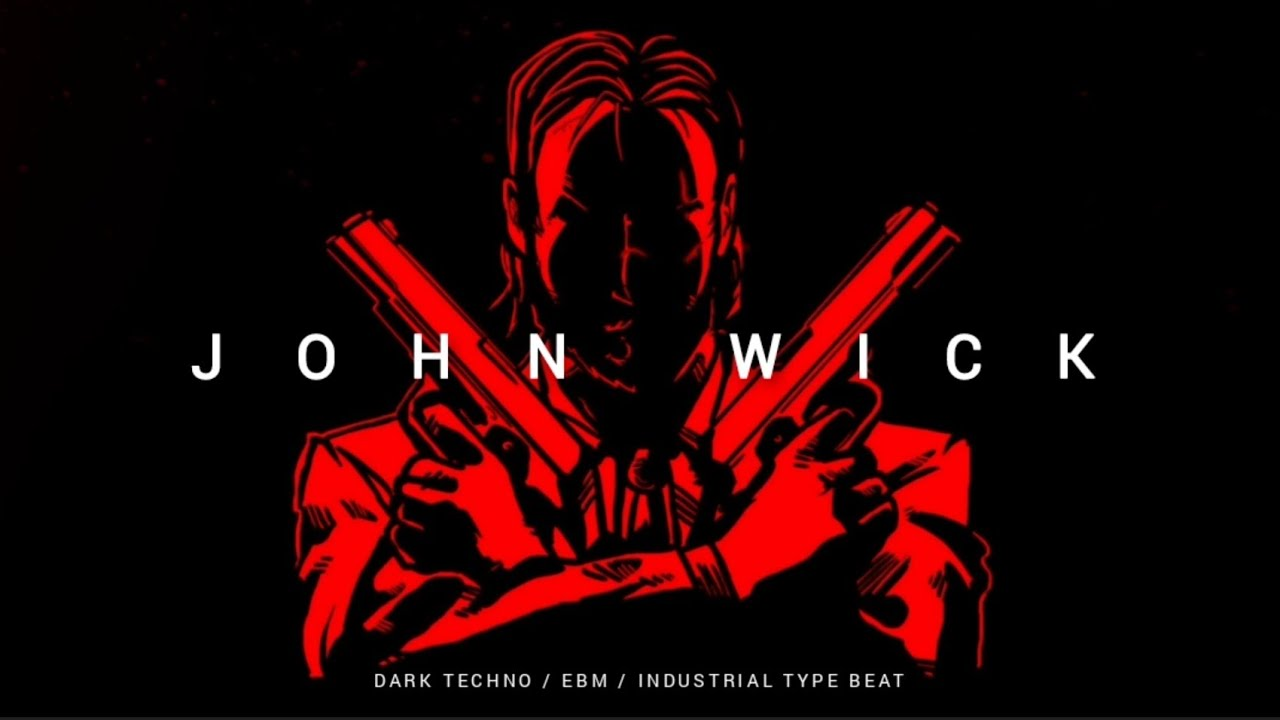 [FREE] Dark Techno / EBM / Industrial Type Beat 'John Wick' | Background Music