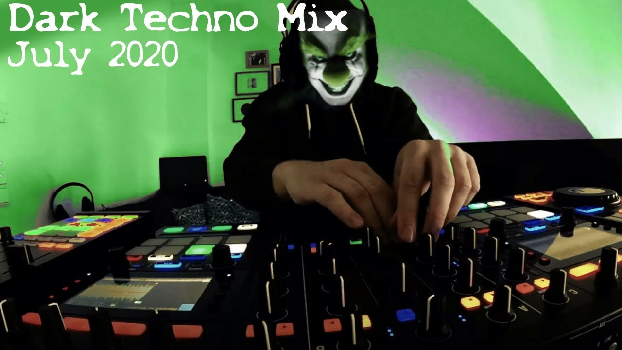 Dark Techno ( Underground ) Mix 2020 July