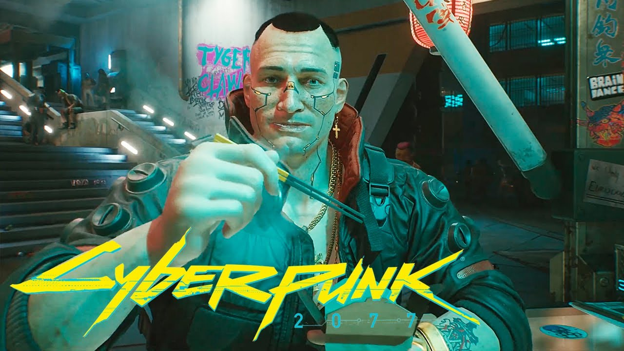 Cyberpunk 2077 — Night City Wire Special Russian Edition