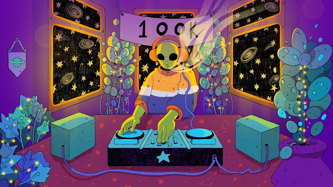 HOUSE 10 (100k Subs Lo-Fi House Mix)