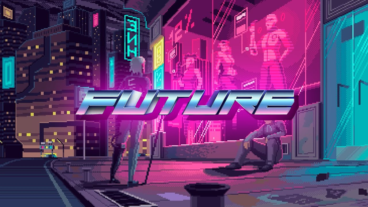 OUR FUTURE - A Synthwave And Chillwave Mix