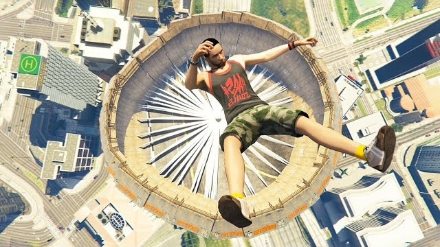 СМЕШНЫЕ МОМЕНТЫ GTA 5: Funny/Crazy Life (GTA 5 Funny Moments & Fails)