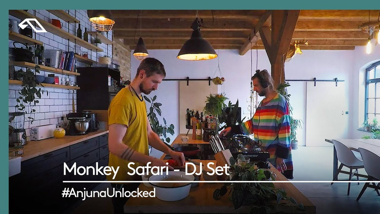 Monkey Safari - DJ Set